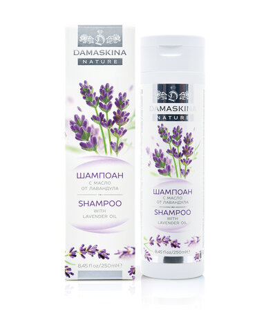 HYDRATING Shampoo with lavender oil